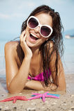 Summer fun stock photos