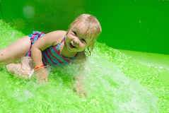 Summer Fun Stock Image