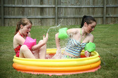 Summer Fun Royalty Free Stock Photos