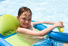 Summer fun royalty free stock image