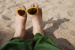 Summer fun. At the beach Stock Photo