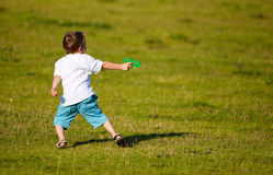 Summer fun outdoors Stock Images