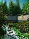 Summer garden 4 Royalty Free Stock Photos