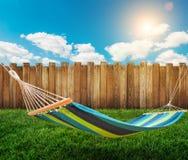 Summer garden background Stock Photos