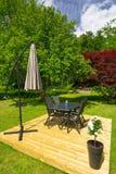 Summer garden concept Stock Photography