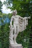 Summer Garden of St Petersburg, Russia Royalty Free Stock Photos