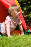 Summer girl 1 Stock Image