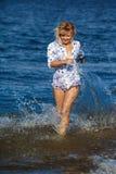 Summer girl Royalty Free Stock Photo