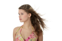 Summer girl Royalty Free Stock Photography