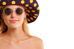 Summer girl Stock Photography