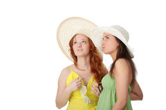 Summer girls Stock Photo