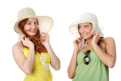 Summer girls Royalty Free Stock Image