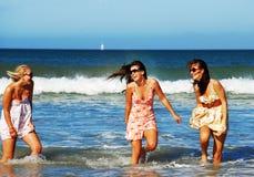 Summer Girls Stock Image