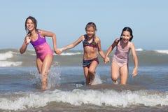 Summer girls Royalty Free Stock Photos