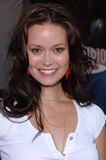 Summer Glau Royalty Free Stock Photos