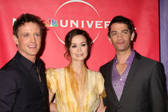 Summer Glau,David Lyons,James Frain Stock Photos