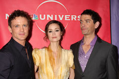 Summer Glau,James Frain,David Lyons Stock Photos