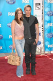 Summer Glau,Thomas Dekker Stock Photo
