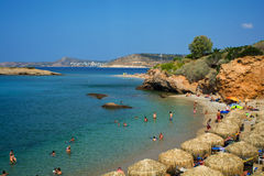 Summer in Greece Stock Photography
