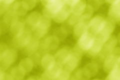 Summer Green Background - Blur Stock Photo. Summer Green Blur Background : Blur Foliage Picture with Yellow White Blurred Leaves Dots royalty free stock photography
