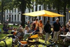 Summer at The Hague royalty free stock photo