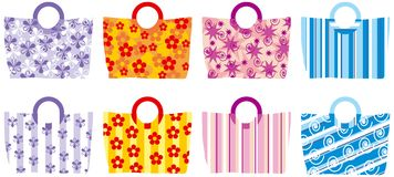 Free Summer Handbags Stock Photos - 4390063