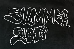 Summer 2014 Stock Photography