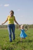 Summer happiness Stock Photos