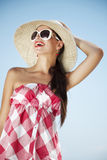 Summer happy Royalty Free Stock Photography