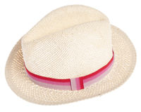Summer Hat Stock Photo