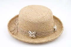 Summer hat isolated Stock Photos