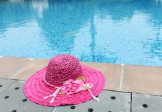 summer hat Royalty Free Stock Photo