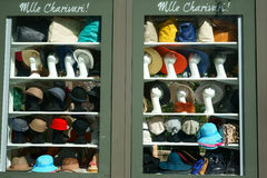 Summer Hats and Handbags Royalty Free Stock Photography