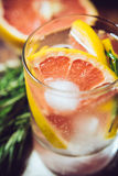 Summer healthy drink Royalty Free Stock Photos