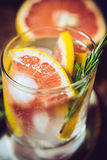 Summer healthy drink Stock Photography
