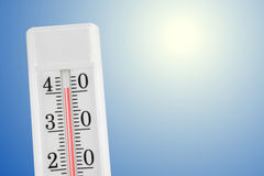 Summer heat Royalty Free Stock Images