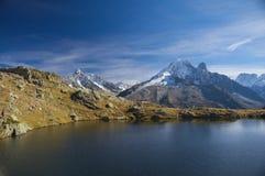 Summer high mountain landscape Stock Photography