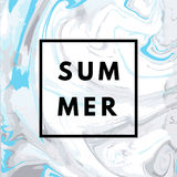 Summer hipster boho background Royalty Free Stock Photo