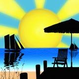 Summer Holiday Stock Photos