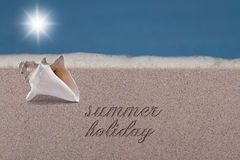 Summer Holiday Royalty Free Stock Photos