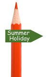 Summer Holiday Stock Photography