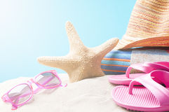 Summer holiday Royalty Free Stock Photography