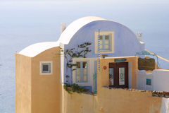 Summer holiday in greece Royalty Free Stock Photography