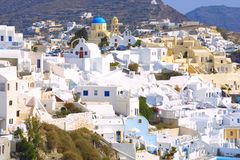 Summer holiday in greece Stock Images