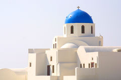 Summer holiday in greece Royalty Free Stock Photos