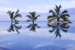 Summer holiday at Mauritius Royalty Free Stock Photo