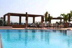 Summer holiday resort Royalty Free Stock Photography