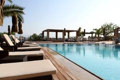 Summer holiday resort Stock Photos