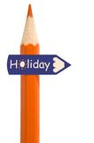 Summer holiday for schools Stock Photos