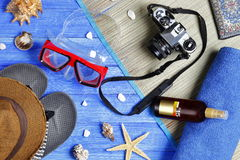 Summer holiday- stock image Royalty Free Stock Photo